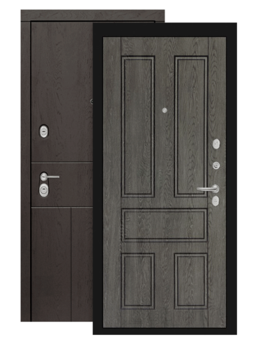 Входная дверь Лабиринт Урбан 10 Дуб филадельфия