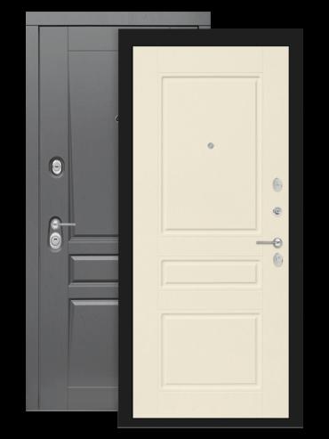 Входная дверь Лабиринт Платинум 03 крем софт