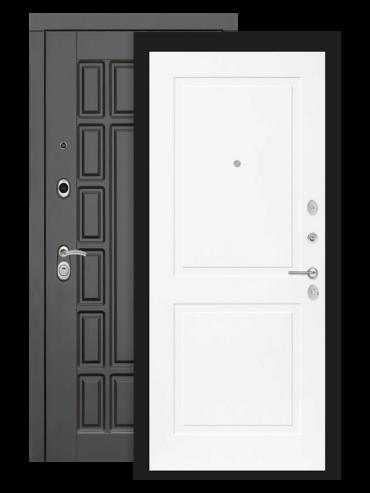 Входная дверь Лабиринт Нью-Йорк 11 белый софт