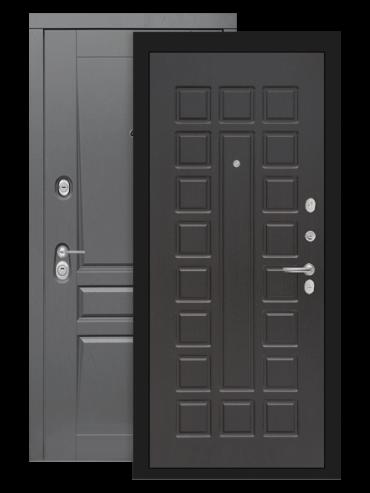 Входная дверь Лабиринт Платинум 04 Венге