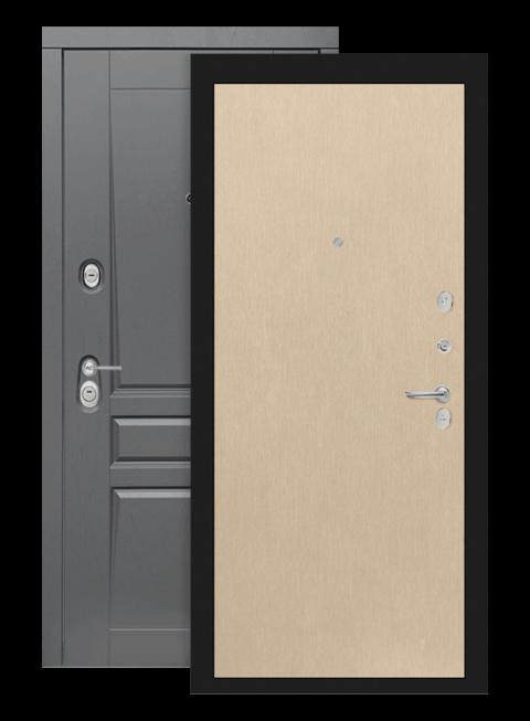 Входная дверь Лабиринт Платинум 05 венге светлый