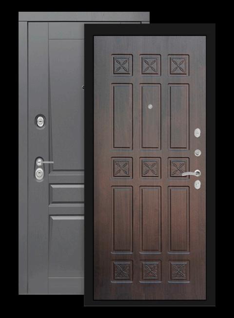 Входная дверь Лабиринт Платинум 16 Алмон 28