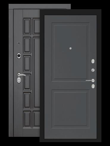 Входная дверь Лабиринт Нью-Йорк 11 Графит софт