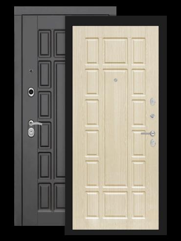 Входная дверь Лабиринт Нью-Йорк 12 белёный дуб