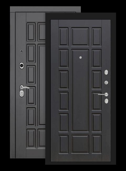 Входная дверь Лабиринт Нью-Йорк 12 венге